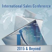 Intl sales conf